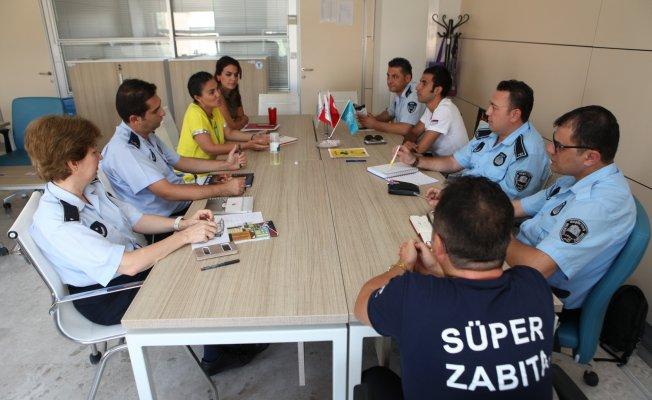 Nilüfer Belediyesi deneyimlerini paylaştı