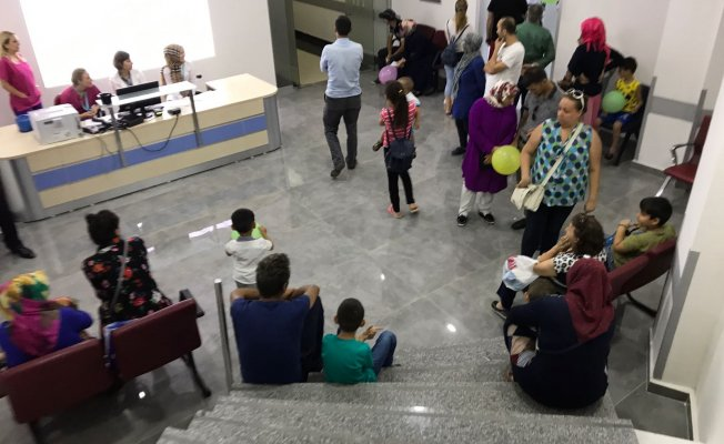 Özel Esentepe Hastanesi'nden toplu sünnet organizasyonu