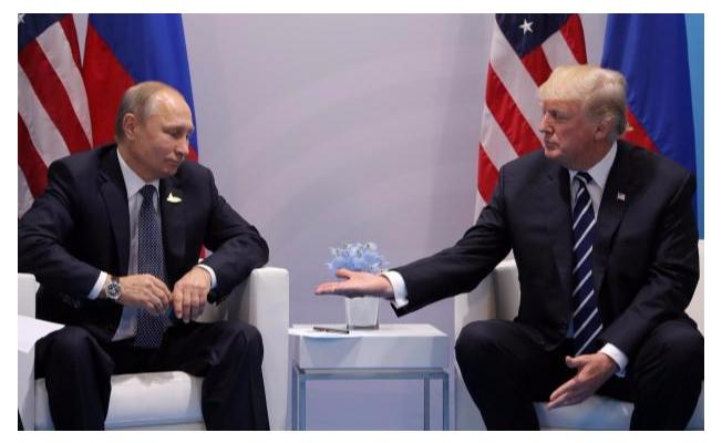Trump'tan Rusya tweeti
