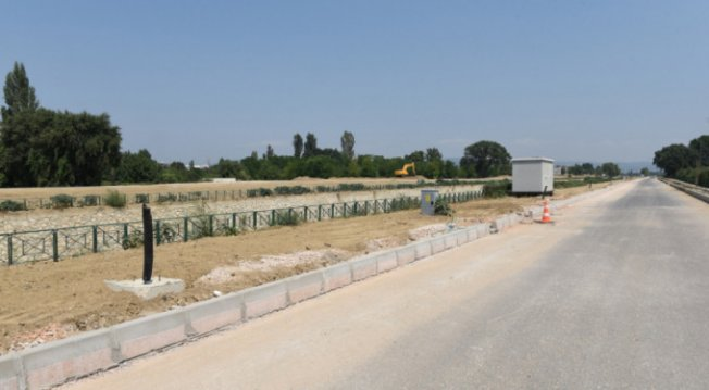 """Bursa tafiğene """"bulvar"""" neşteri"""