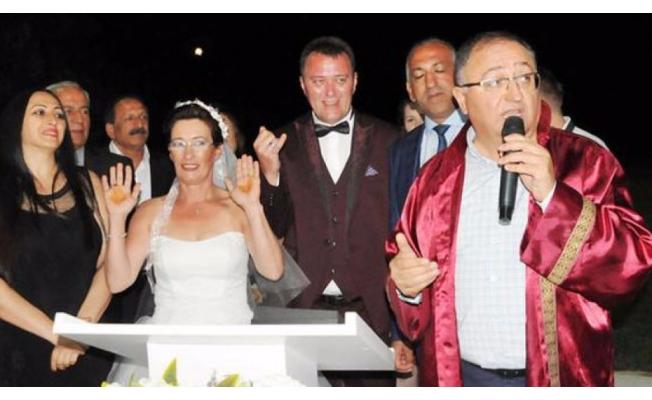 Alman çift Türk usulü nikâh tazeledi