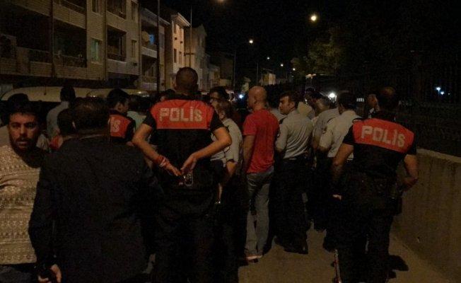 Bursa'da çocuk kavgası koca mahalleyi karıştırdı!
