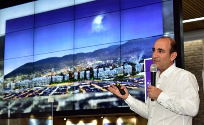 Bursa'da ideal şehir hedefinde yeni adım Beyazıt ve 152 Evler