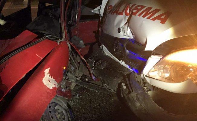 Bursa'da korkunç kaza!