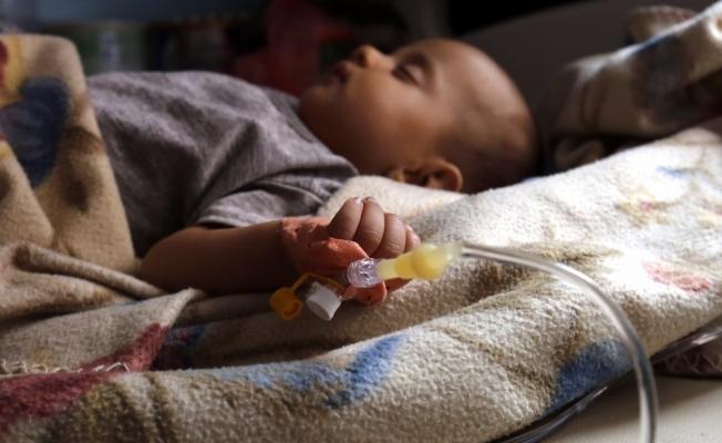 Kolera salgını artıyor: 750 bin kişi!