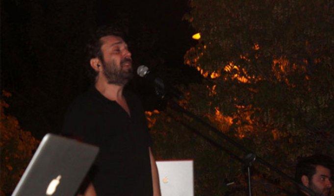 Konser öncesi Halil Sezai'yi yıkan haber!
