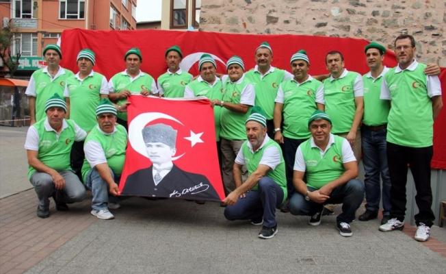 Bursa'da 31 yıl sonra buluştular