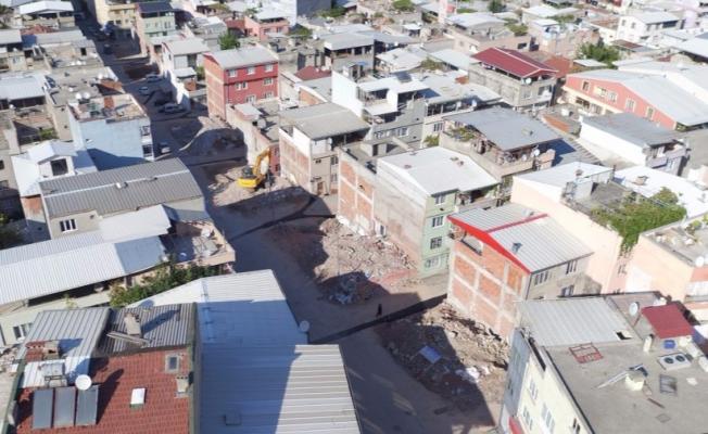 Bursa'da o mahalle Ankara Yolu'nabağlanıyor!