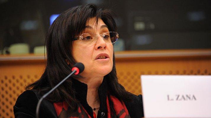 HDP'li Leyla Zana hakkında karar