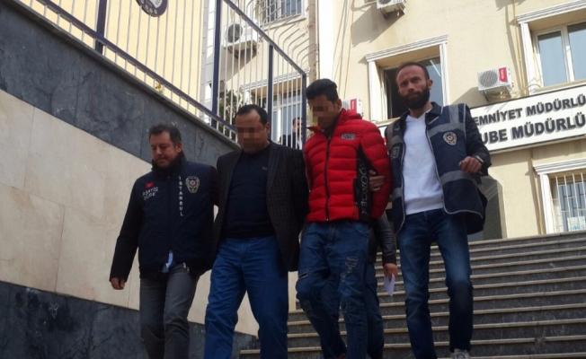 İranlı Fransız'ı soydu, Türk polisi yakaladı