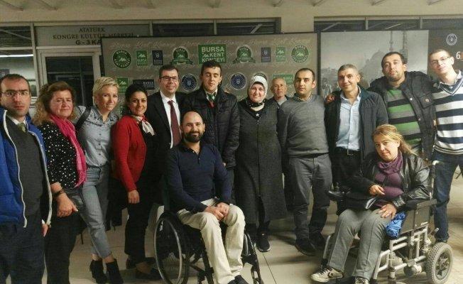 Medikal Park Bursa Hastanesi Engelliler Meclisi ile bir araya geldi