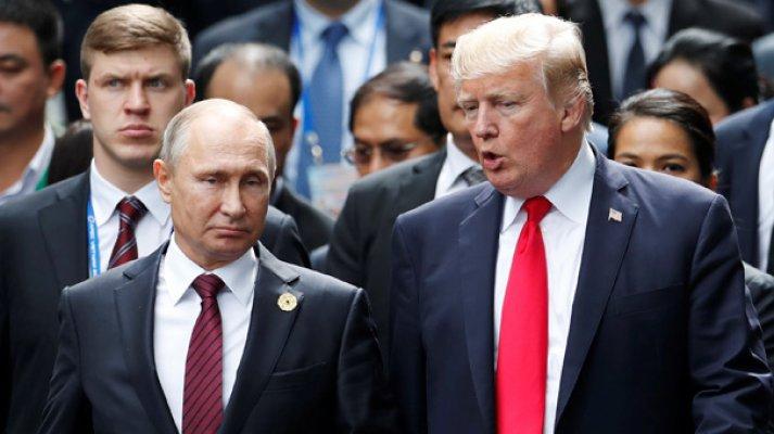 Trump ve Putin Suriye için anlaşmaya vardı!