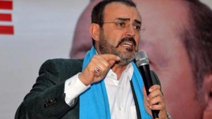 AK Parti Sözcüsü Ünal: Davada ambargoyu konuşmuyorlar