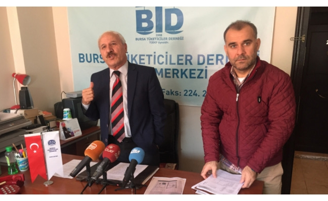 Bursa'da mağdurlar kulübü!