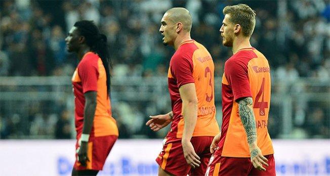 Galatasaray'ın savunması uyarı veriyor