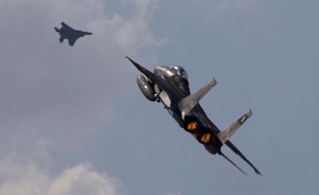 İsrail İran'ın askeri üssünü vurdu!
