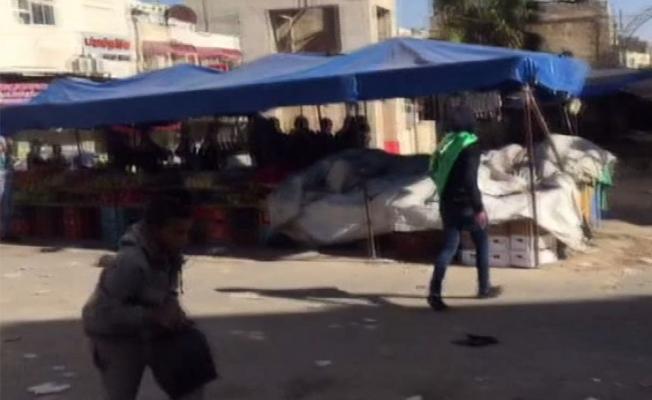 İsrail güçlerinden Filistinlilere sert müdahale!