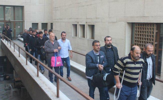 Bursa'da FETÖ'cü kargocuların cezası belli oldu