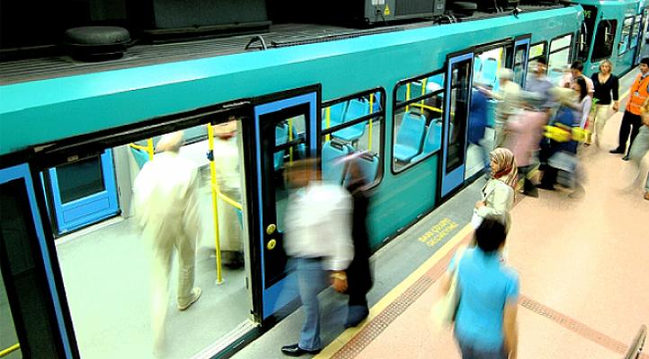 Bursa'da metro kullananlar dikkat! Büyükşehir uyardı!