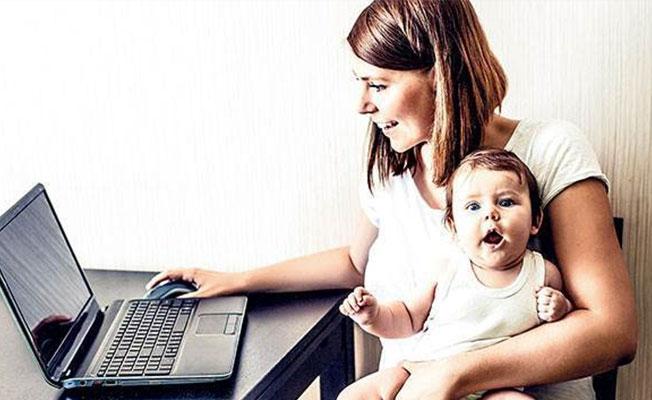 Çalışan annelere müjde!