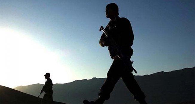 Hacı İskender köyü teröristlerden temizlendi