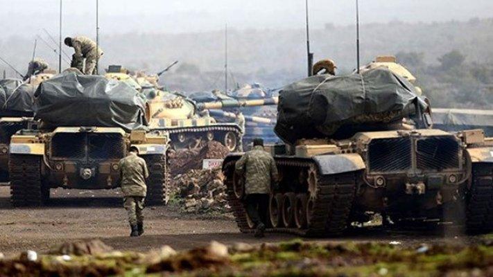 Terör mevzileri bir bir düşüyor! Afrin'de bir köy daha kurtarıldı