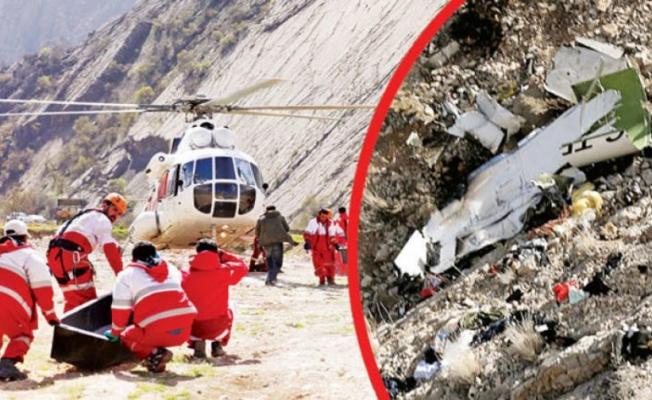 İran, düşen jet ile ilgili o iddiayı yalanladı!