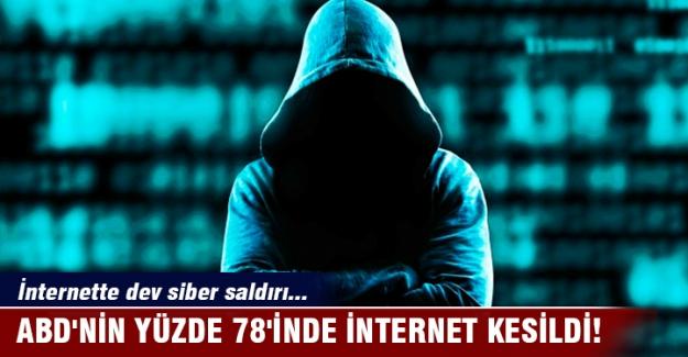 ABD sitelerine siber saldırı!