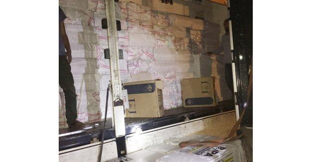 Adana'da ele geçirildi: 6 gözaltı