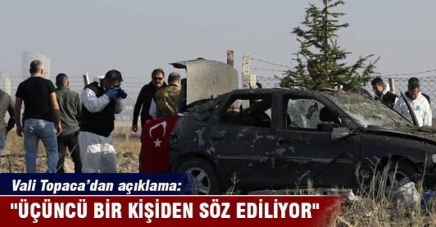 Ankara'da bir teröristin kaçtığı ihtimali üzerinde duruluyor