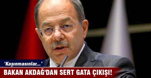 Bakan Akdağ'dan sert GATA çıkışı!