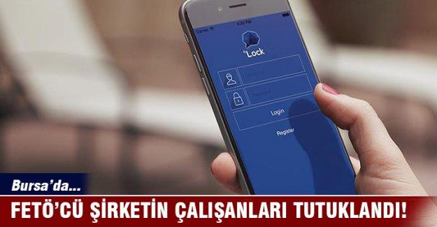 Bursa'da Bylock kullanan kargocular tutuklandı