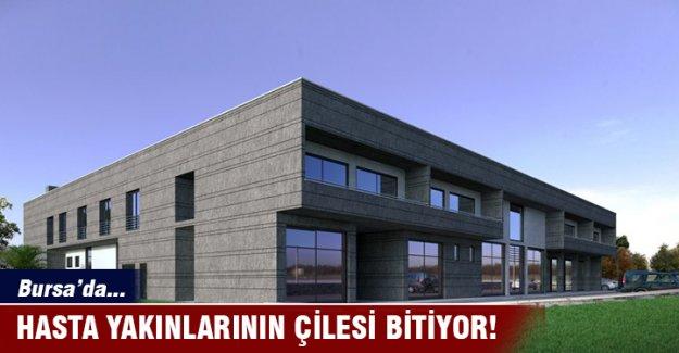 Bursa'da hasta yakınlarının çilesi bitiyor