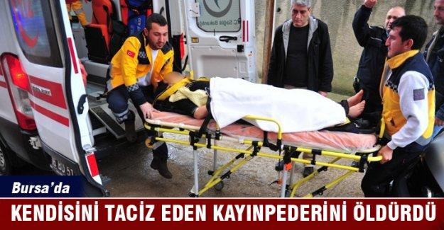 Bursa'da kayınpederini öldüren kadının yargılanmasına devam edildi
