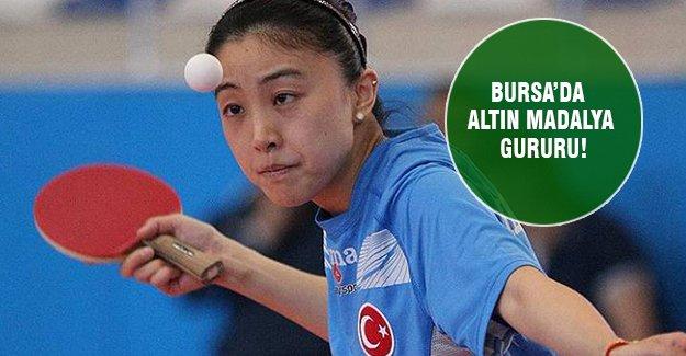 Bursa'ya bir Avrupa şampiyonluğu daha geldi!