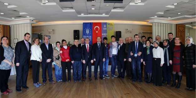 Bursa'da engellilerin istihdamında bir ilk!
