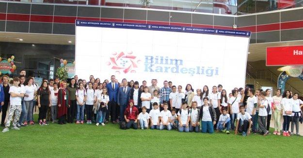 CLK Uludağ Elektrik, Çanakkaleli öğrencileri bilimle buluşturdu