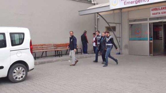 Çorum'da 1'i albay 7 rütbeli asker gözaltına alındı