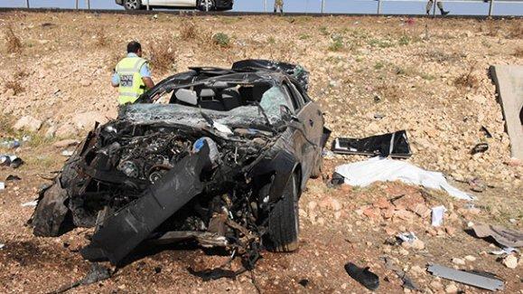 Diyarbakırlı işadamı kazada öldü