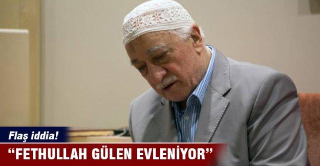 Fethullah Gülen evleniyor