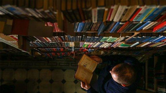Geçen yıl Türkiye'de 50 bin kitap yayınlandı