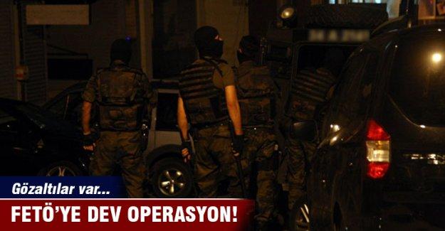 İstanbul'da operasyon başladı: Gözaltılar var...