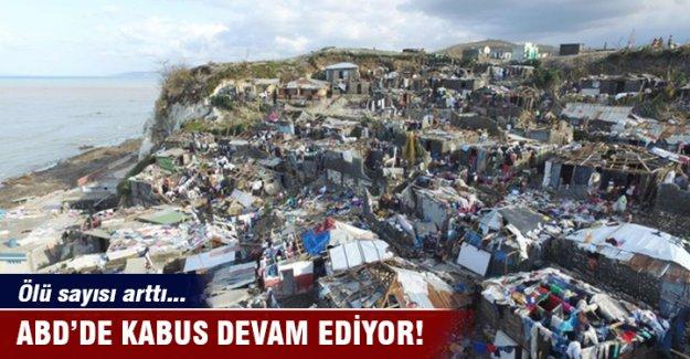 Matthew Kasırgası'nda ölü sayısı hızla artıyor