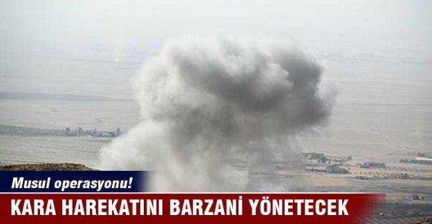 Musul operasyonu! Kara harekâtını Barzani yönetecek