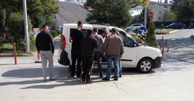 Samsun'da iki kardeş bıçaklandı