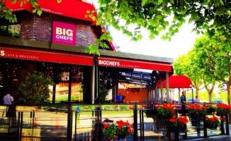 Bursa'nın yeni gözdesi 'BIGCHEFS'