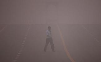Hava kirliliği nedeniyle okullar 3 gün tatil