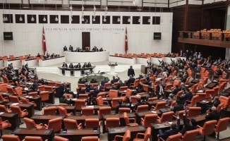 Anayasa değişikliği Meclis'e sunuldu!