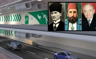 Avrasya Tüneli'nin ismi için son saatler!