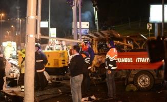 İstanbul Valiliği'nden patlamayla ilgili flaş açıklama!